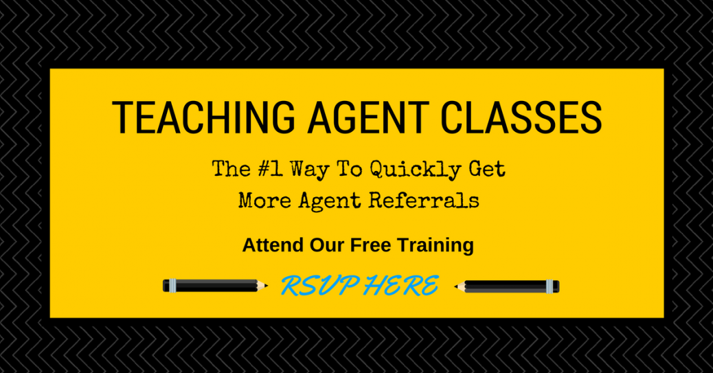why-teach-agent-classes