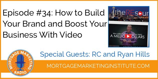 Ep# 34: How to Build Your Brand and Boost Your Business with Video