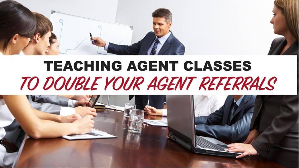 Teaching Agent Classes