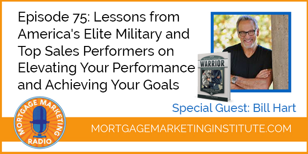 EP #75: Lessons from America's Elite Military and Top Sales Performers