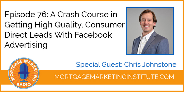 Getting High Quality Consumer Direct Facebook Leads